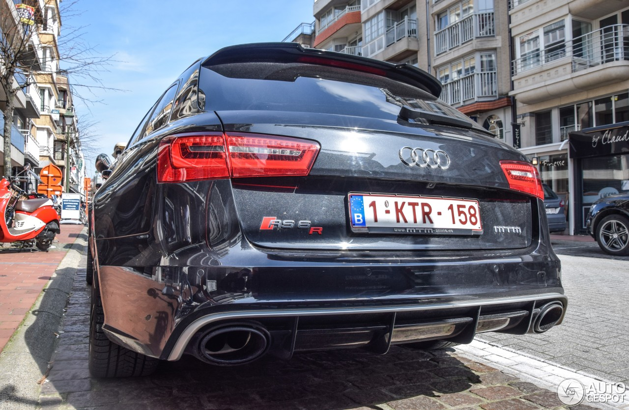 audi mtm rs6 r avant c7 22 june 2016 autogespot. Black Bedroom Furniture Sets. Home Design Ideas
