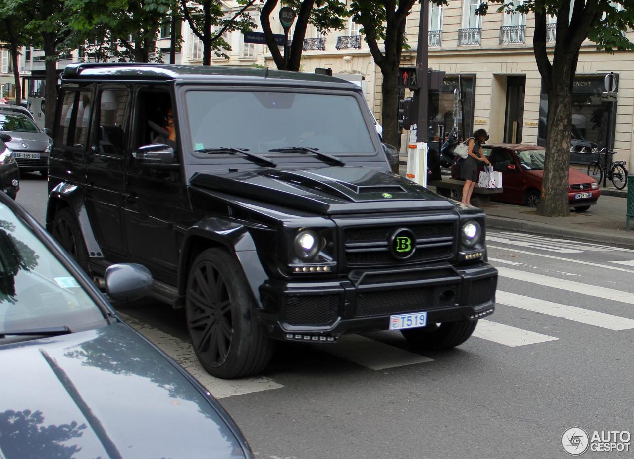 63 Power Wagon >> Mercedes-Benz Brabus G 63 AMG B63-620 - 22 June 2016 - Autogespot