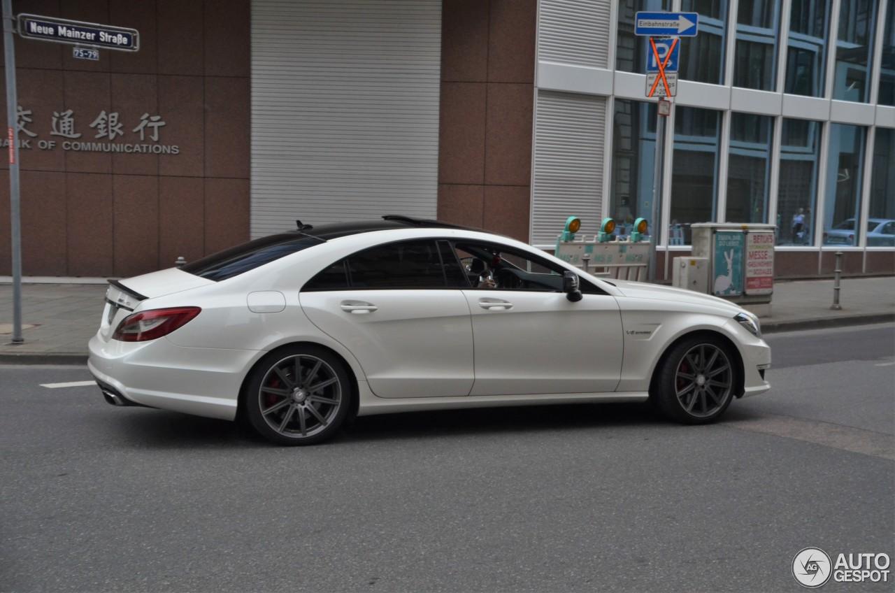 Mercedes Benz Cls 63 Amg C218 22 Juin 2016 Autogespot
