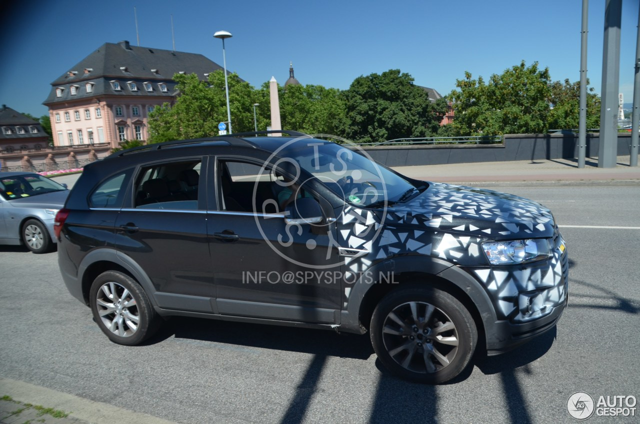 Chevrolet Captiva 2016 25 June 2016 Autogespot