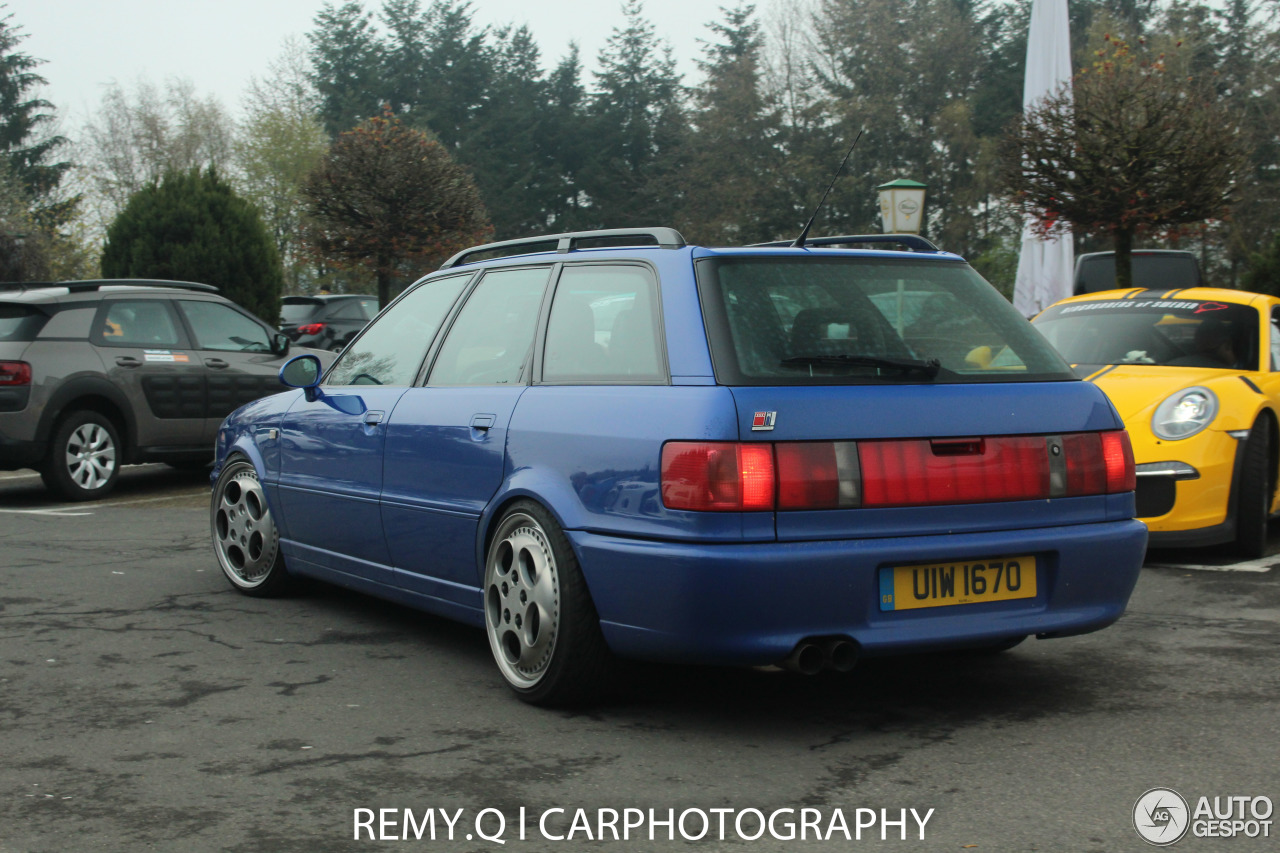 Audi Rs2 Avant 26 June 2016 Autogespot
