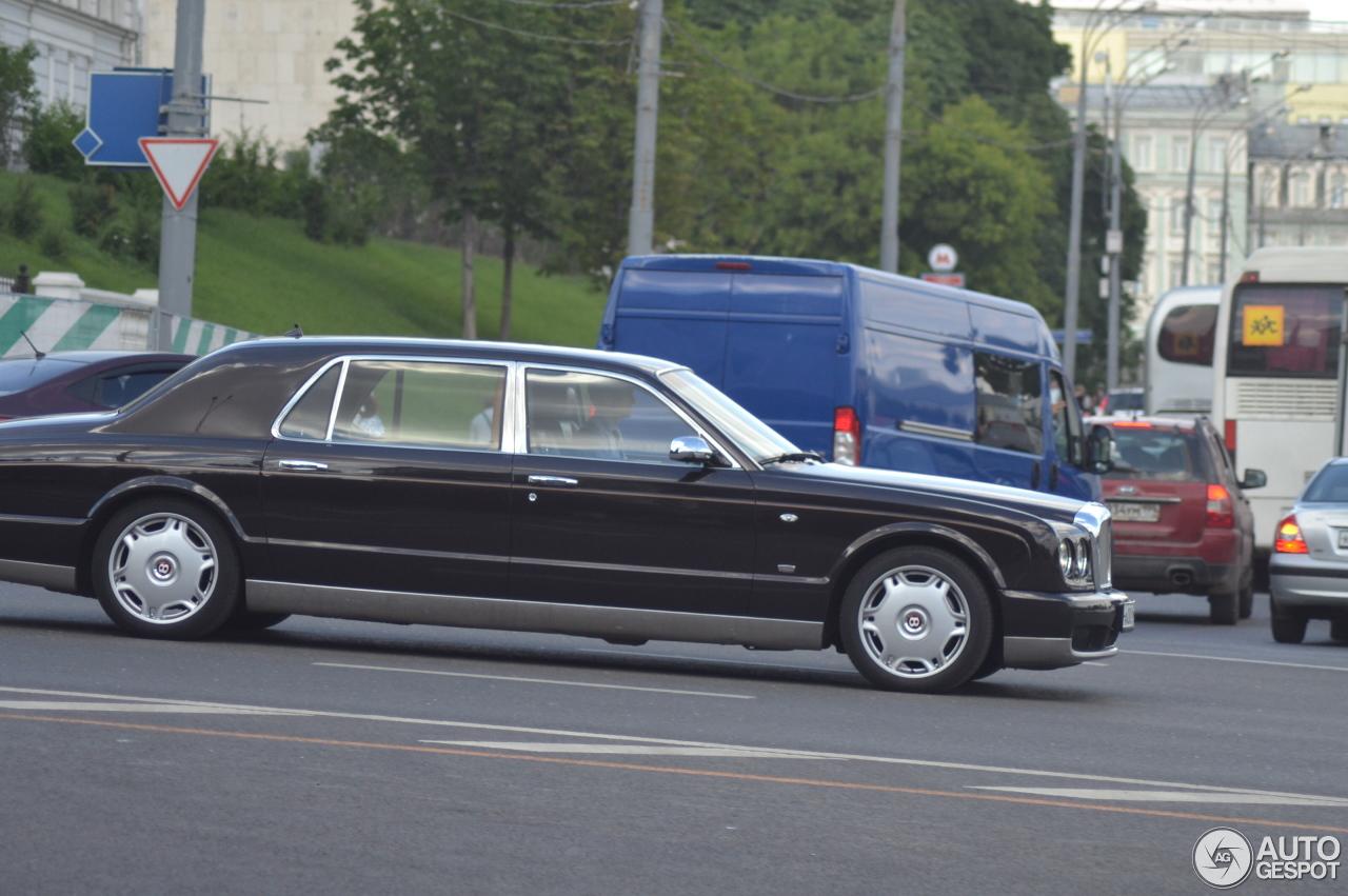 Bentley arnage rl mulliner limousine 27 june 2016 for O garage arnage
