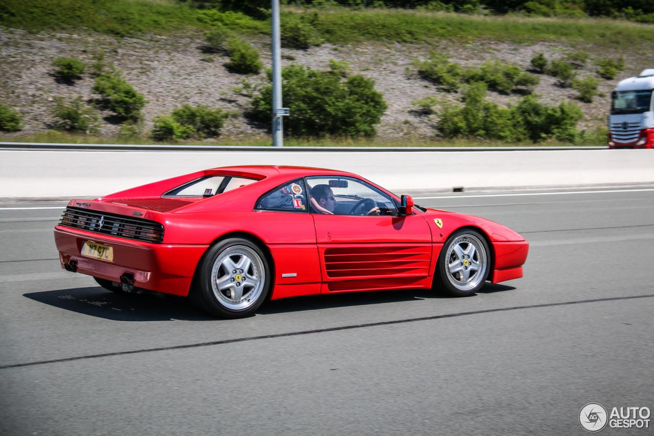 Ferrari F40 For Sale >> Ferrari 348 GT Competizione - 27 June 2016 - Autogespot