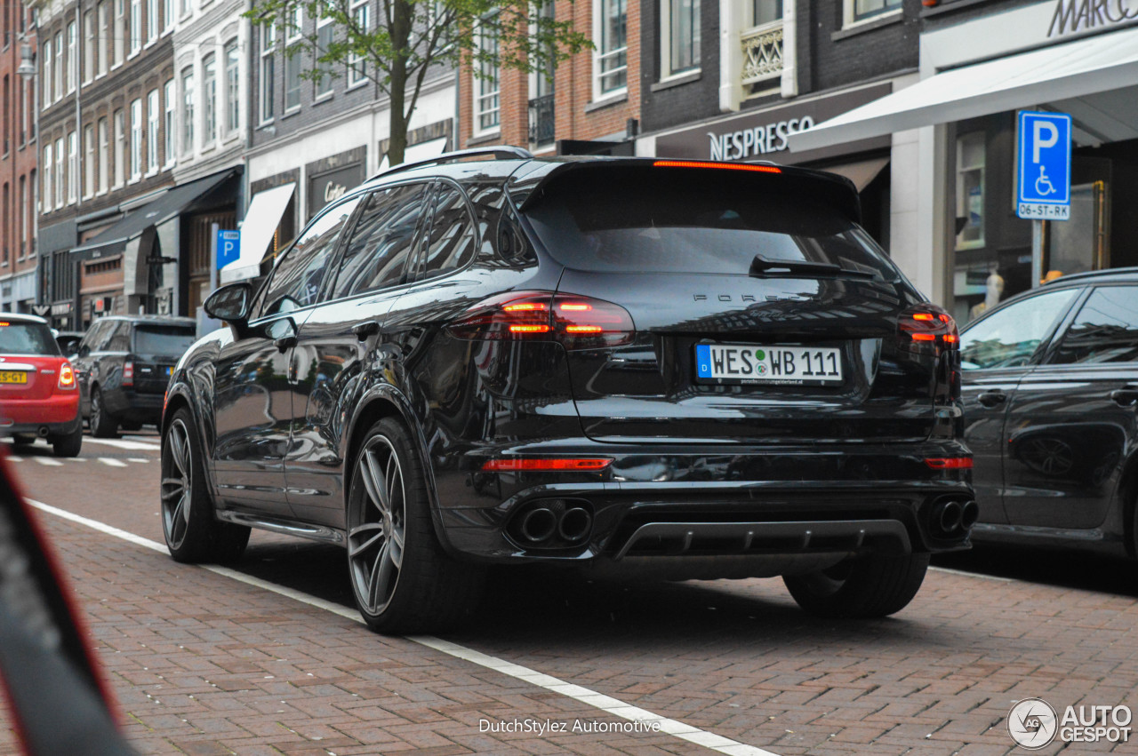 porsche 958 cayenne turbo s mkii 27 juni 2016 autogespot. Black Bedroom Furniture Sets. Home Design Ideas
