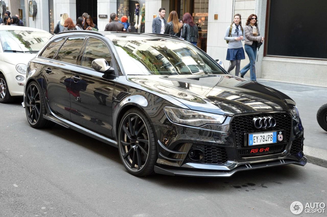 Audi Abt Rs6 R Avant C7 28 June 2016 Autogespot
