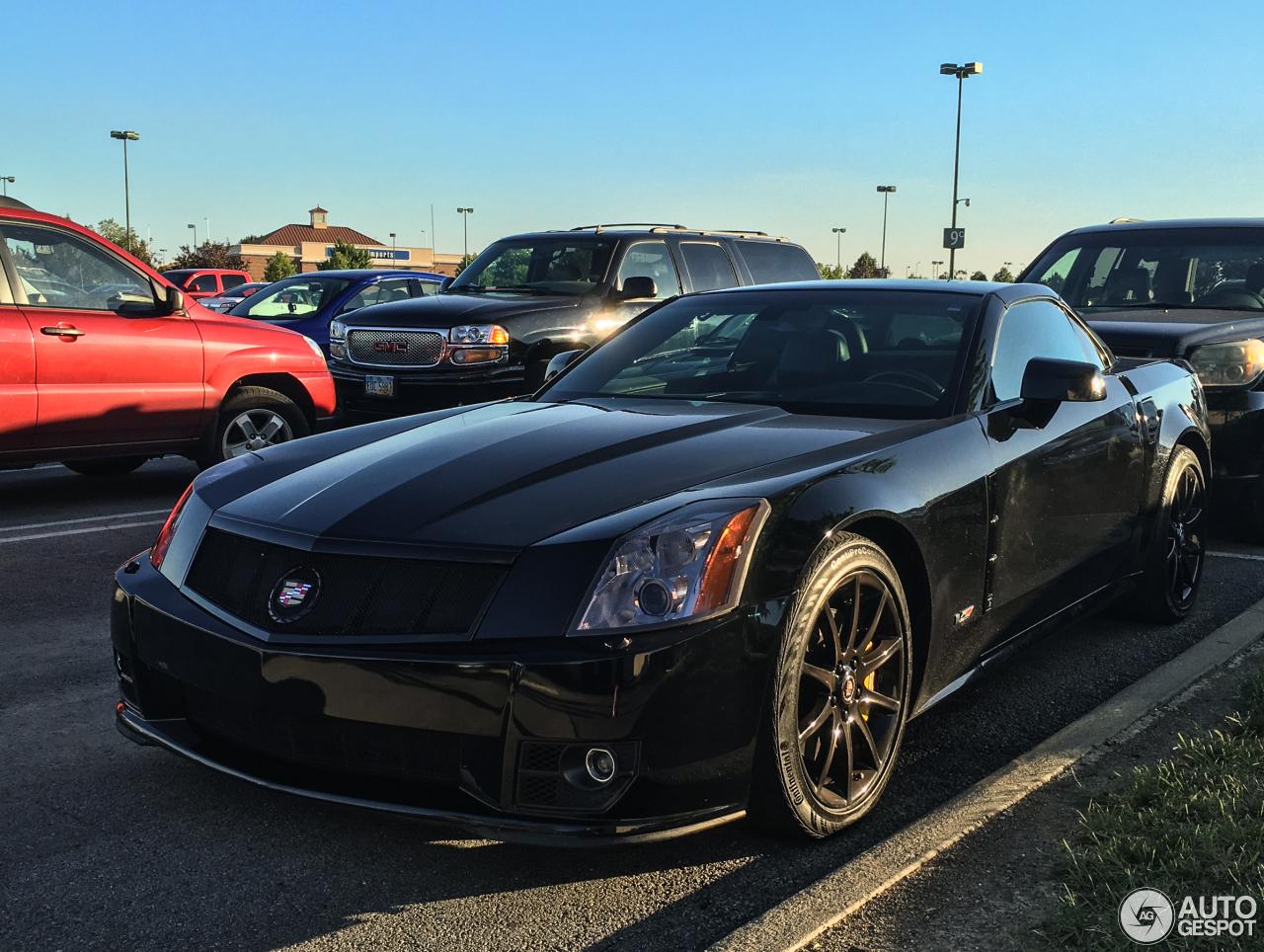 Cadillac XLR-V - 28 June 2016 - Autogespot