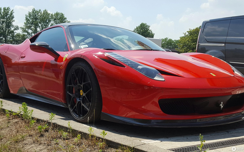 Ferrari 458 Italia Oakley Design 28 Juni 2016 Autogespot