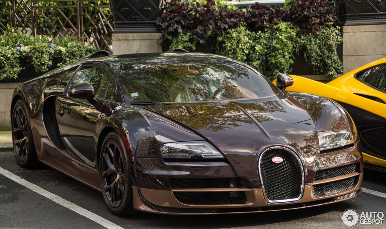 Bugatti Veyron 16.4 Grand Sport Vitesse Rembrandt Bugatti ...