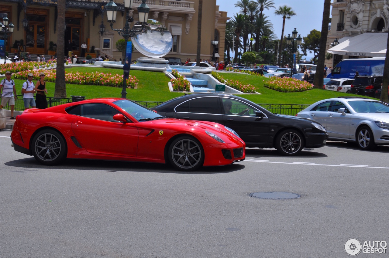 ferrari 599 gto 29 june 2016 autogespot. Black Bedroom Furniture Sets. Home Design Ideas