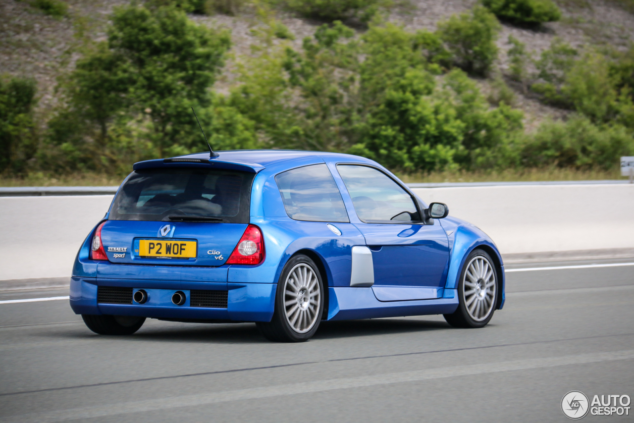 renault clio v6 phase ii 29 june 2016 autogespot. Black Bedroom Furniture Sets. Home Design Ideas