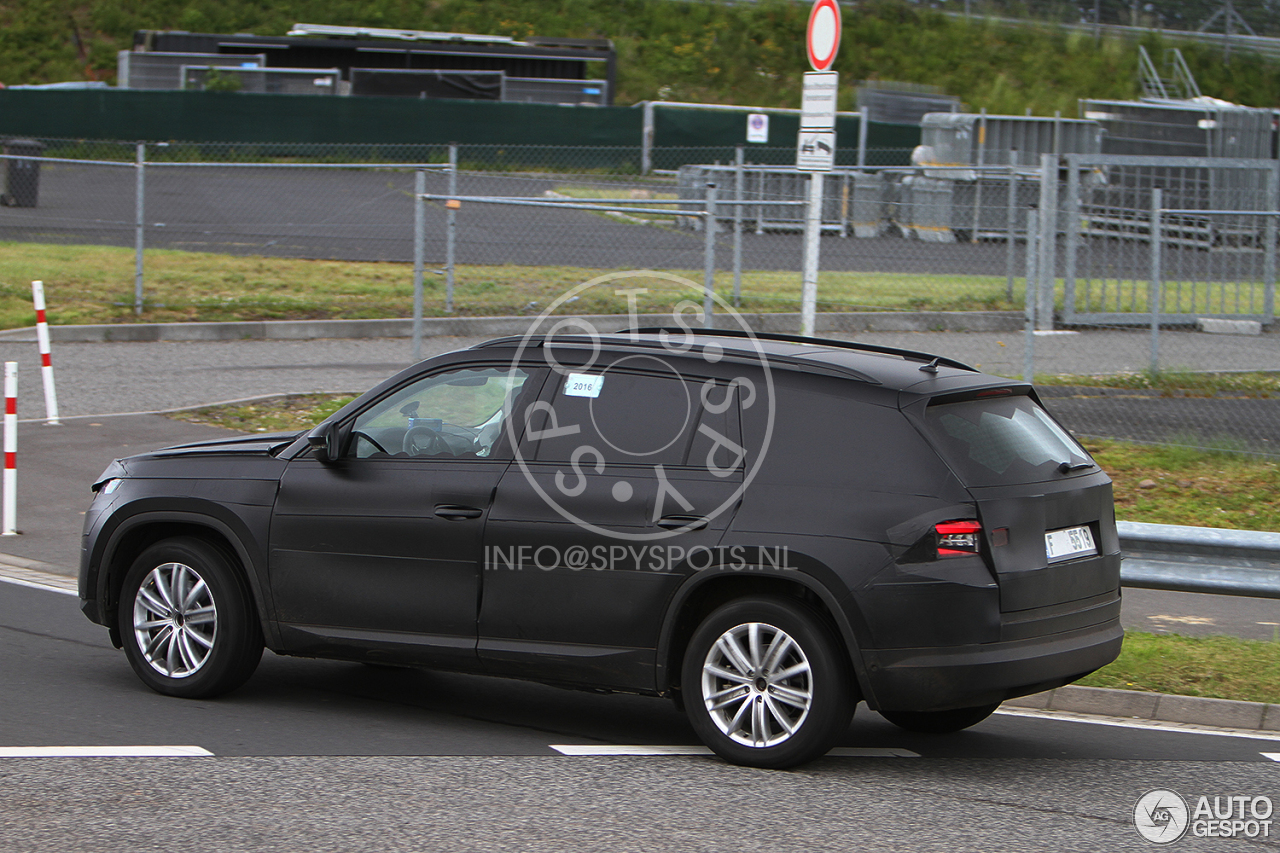 Škoda Kodiaq 29 јун 2016 Autogespot