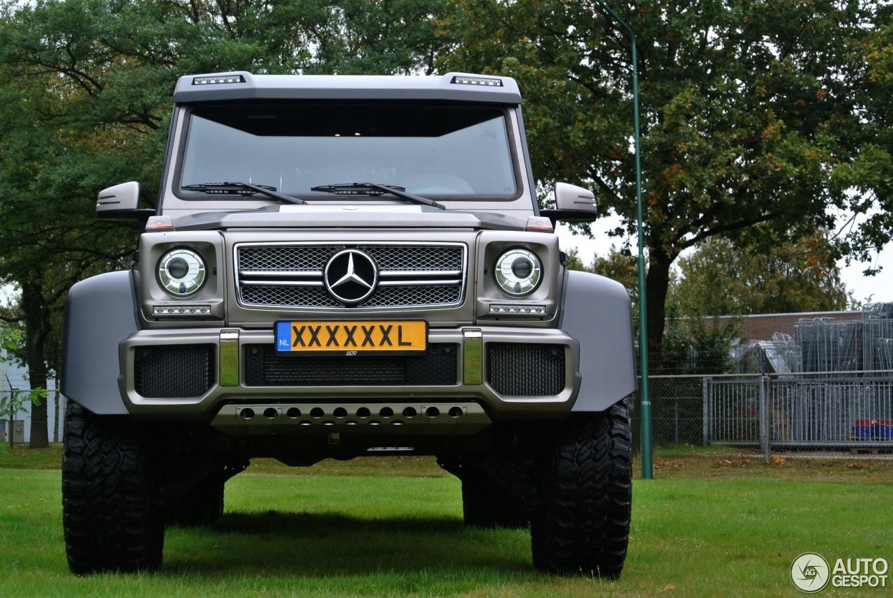 Mercedes Benz G 63 Amg 6x6 30 Juni 2016 Autogespot
