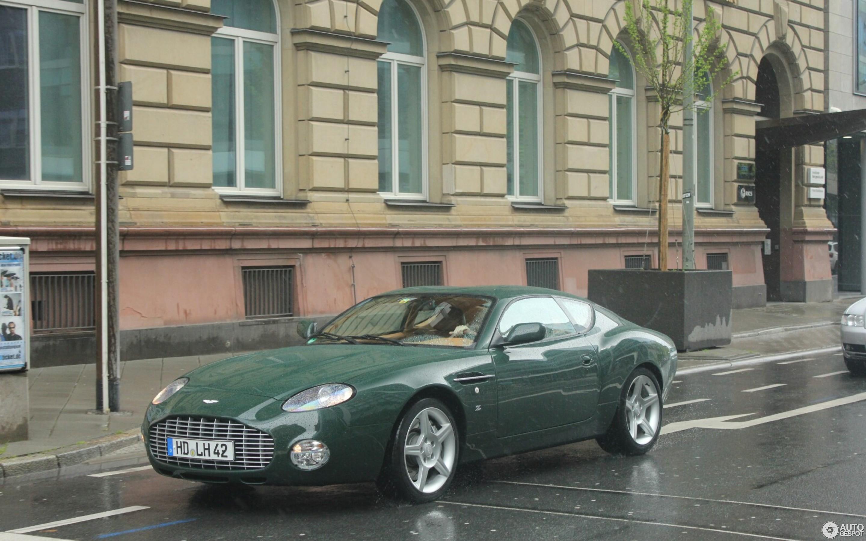 Aston Martin Db7 Zagato 30 June 2016 Autogespot