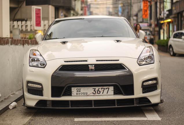 Nissan GT-R PD750