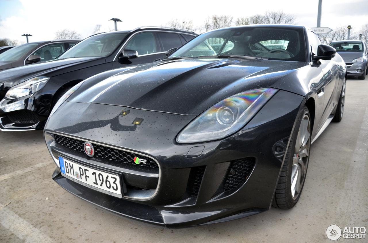 Jaguar F-TYPE R Coupé - 1 July 2016 - Autogespot