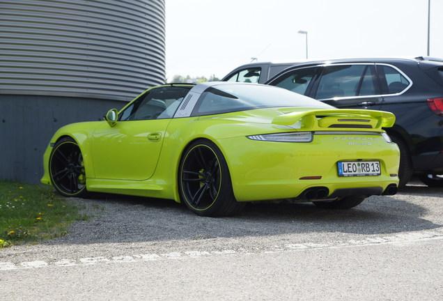 Porsche 991 Techart Targa 4S