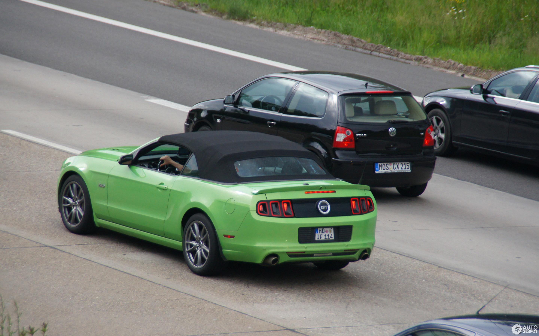 Ford Mustang GT Convertible 2013 2 Juli 2016 Autogespot