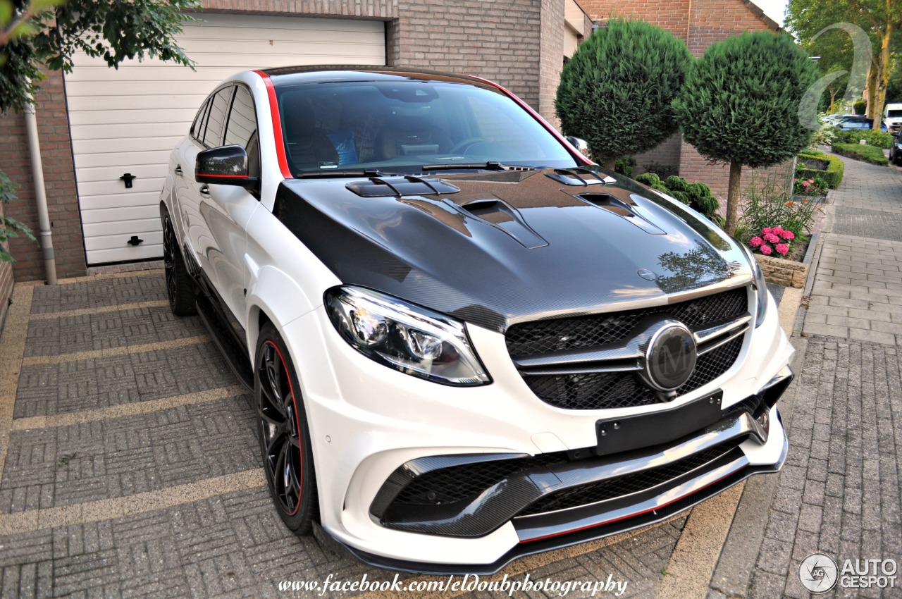 mercedes amg mansory gle 63 s coupe 4 juillet 2016 autogespot. Black Bedroom Furniture Sets. Home Design Ideas