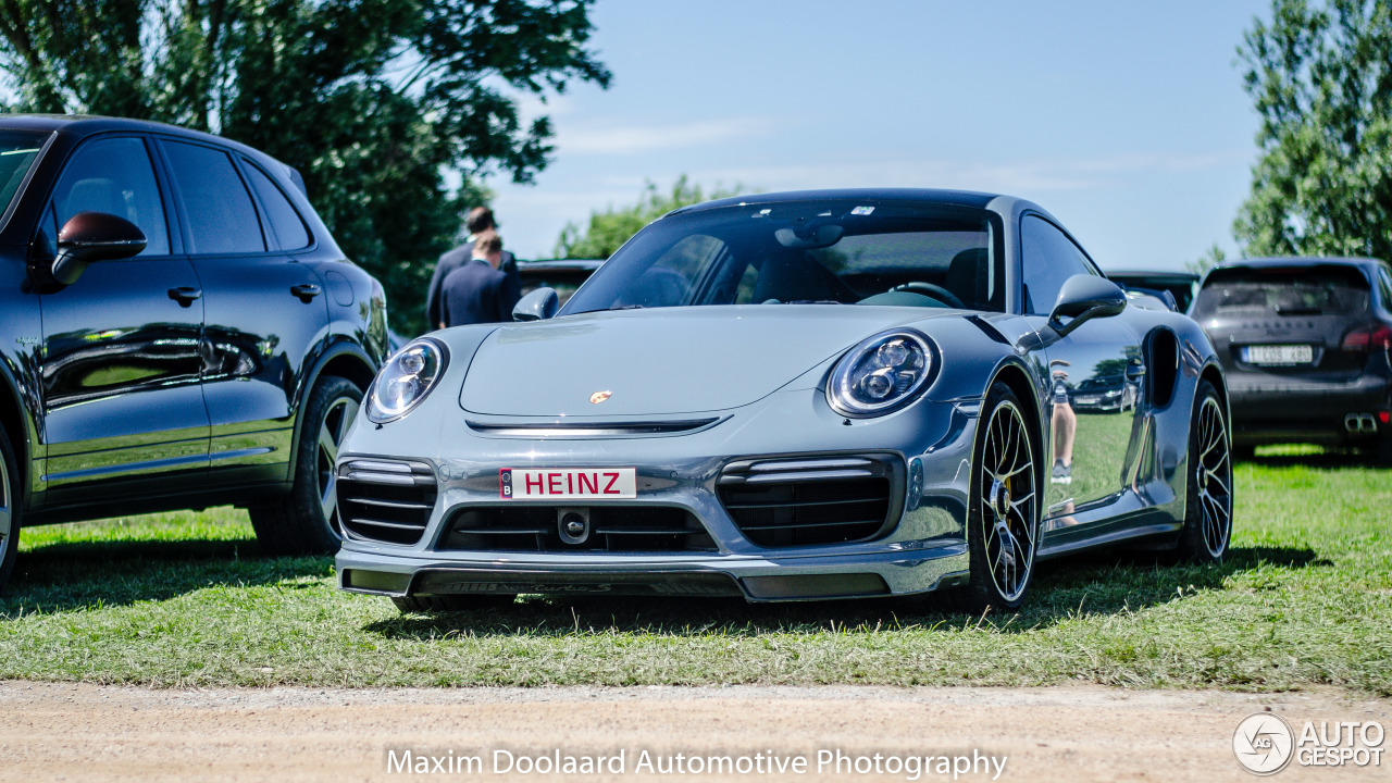 porsche 991 turbo s mkii moshammer 4 july 2016 autogespot. Black Bedroom Furniture Sets. Home Design Ideas