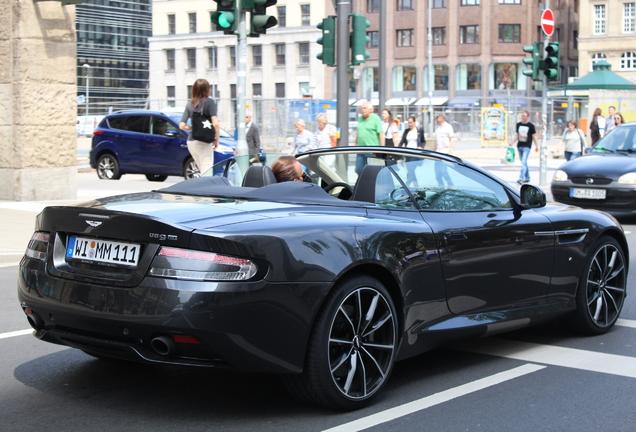 Aston Martin DB9 GT Volante 2016