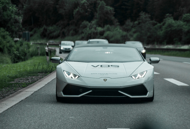 Lamborghini Huracán LP610-4 VOS Performance