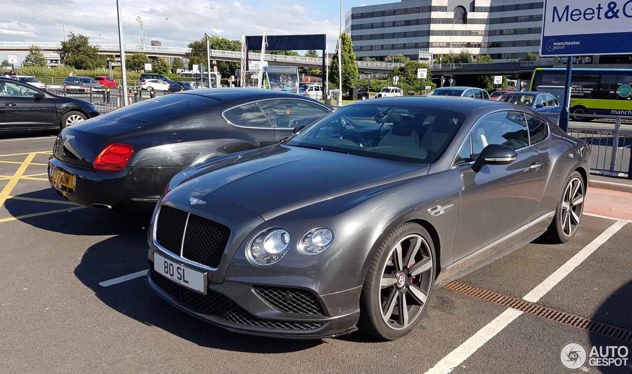 bentley continental gt v8 s 2016 5 july 2016 autogespot. Black Bedroom Furniture Sets. Home Design Ideas