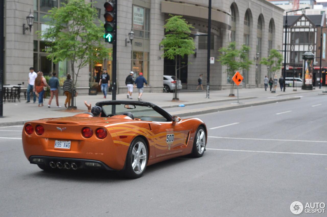 chevrolet corvette c6 convertible indianapolis 500 pace car 6 july 2016 autogespot. Black Bedroom Furniture Sets. Home Design Ideas