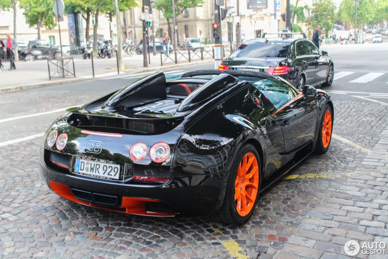 bugatti veyron 16 4 grand sport vitesse world record car edition 7 juli 2016 autogespot. Black Bedroom Furniture Sets. Home Design Ideas