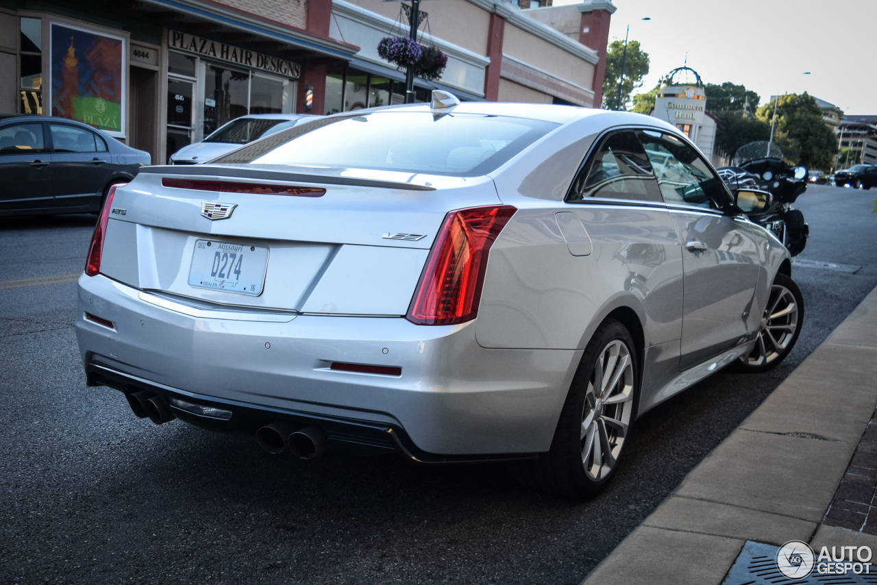 cadillac ats v coup 8 july 2016 autogespot. Black Bedroom Furniture Sets. Home Design Ideas