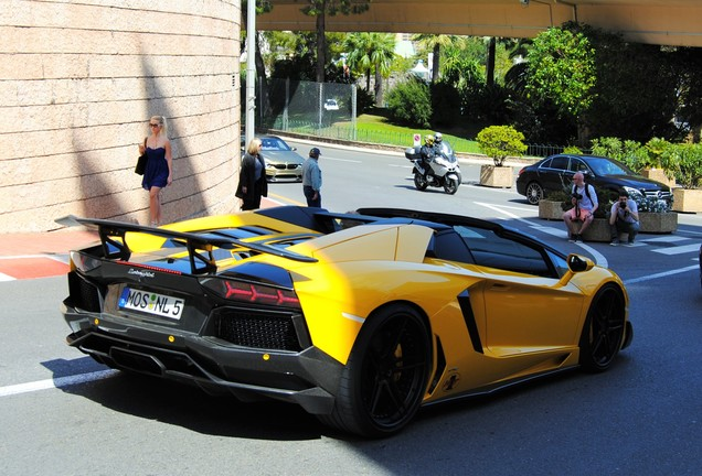 Lamborghini Aventador LP700-4 Roadster No Limit Custom