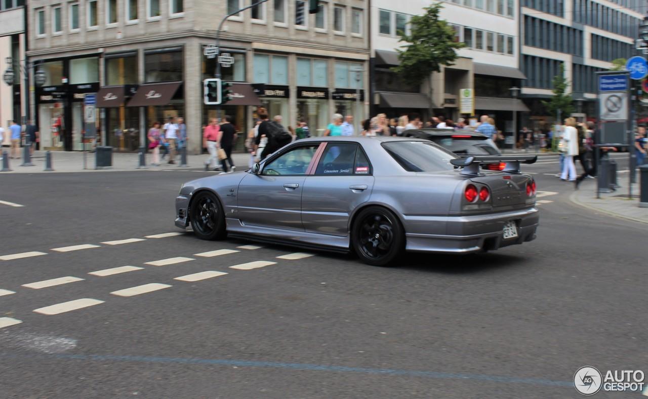 Nissan Skyline R34 Sedan 10 July 2016 Autogespot
