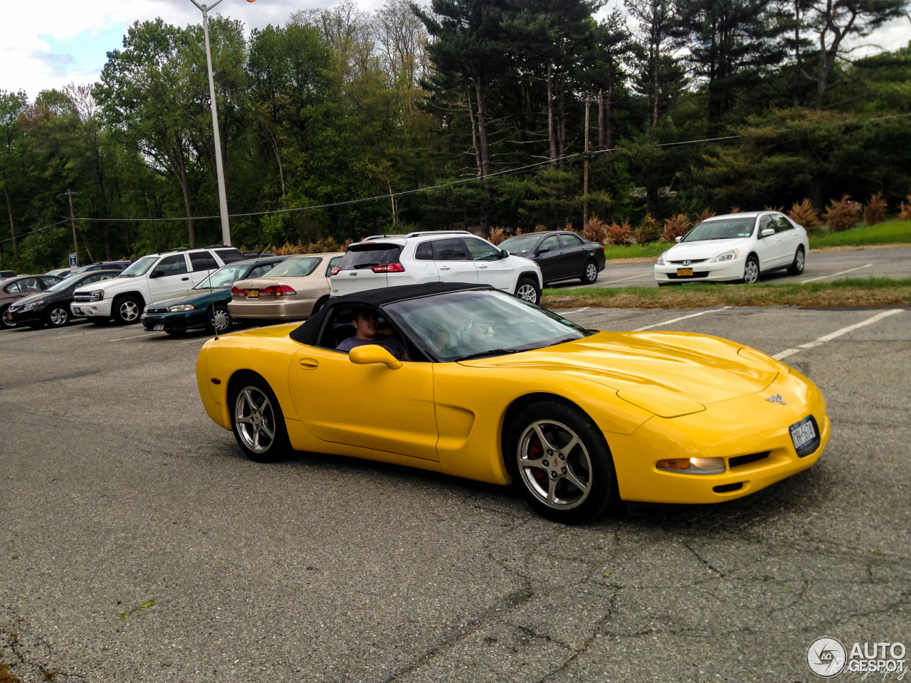 Chevrolet Corvette C5 Convertible 12 July 2016 Autogespot