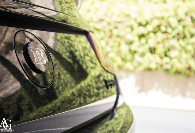 Mercedes-Benz Brabus 850 6.0 Biturbo Coupe C217