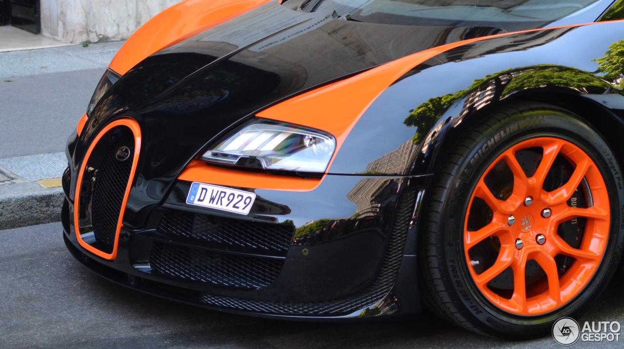 bugatti veyron 16 4 grand sport vitesse world record car edition 17 juillet 2016 autogespot. Black Bedroom Furniture Sets. Home Design Ideas