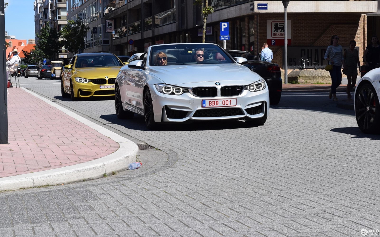 BMW M4 F83 Convertible 17 July 2016 Autogespot