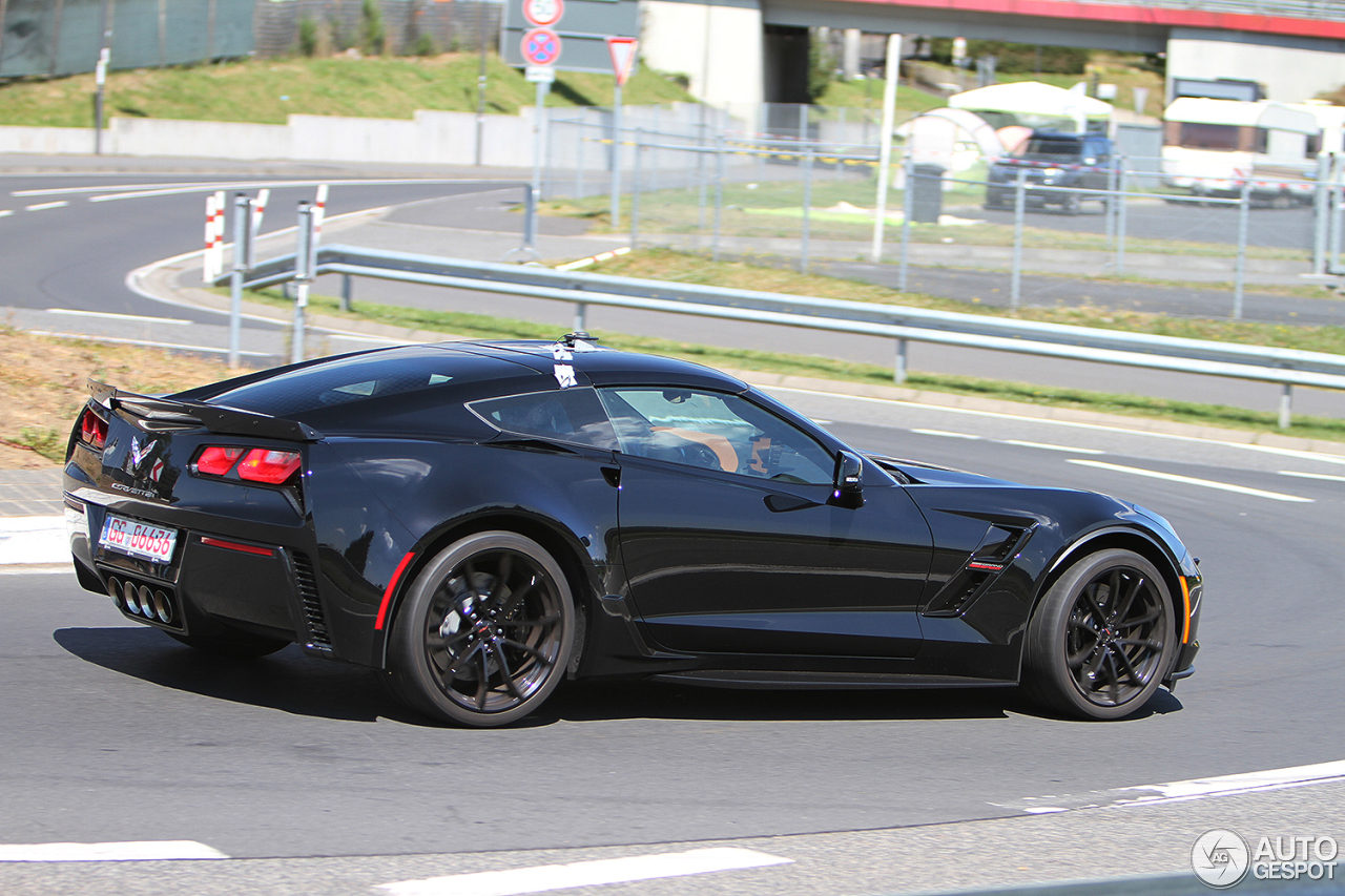 Chevrolet Corvette C7 Grand Sport 19 July 2016 Autogespot