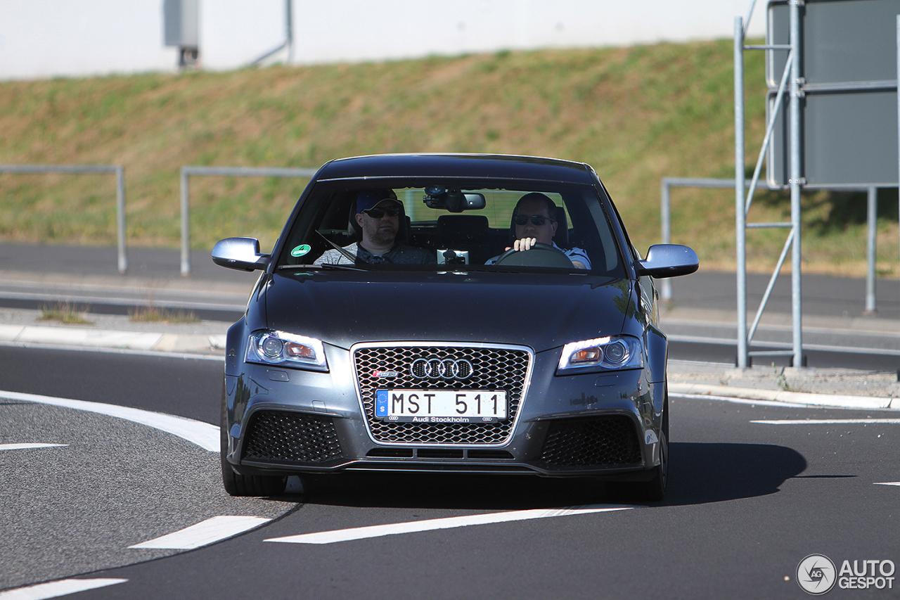 Audi Rs3 Sportback 20 July 2016 Autogespot