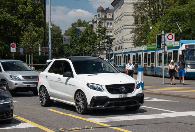 Mercedes-AMG Brabus GLE B63S-700