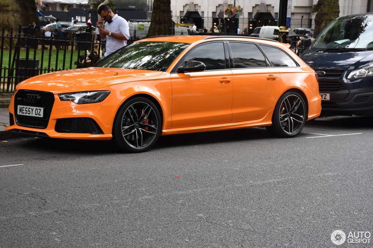 Audi Rs6 Avant C7 21 Juli 2016 Autogespot