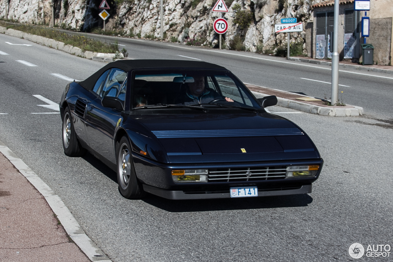 ferrari mondial t cabriolet 21 juli 2016 autogespot. Black Bedroom Furniture Sets. Home Design Ideas