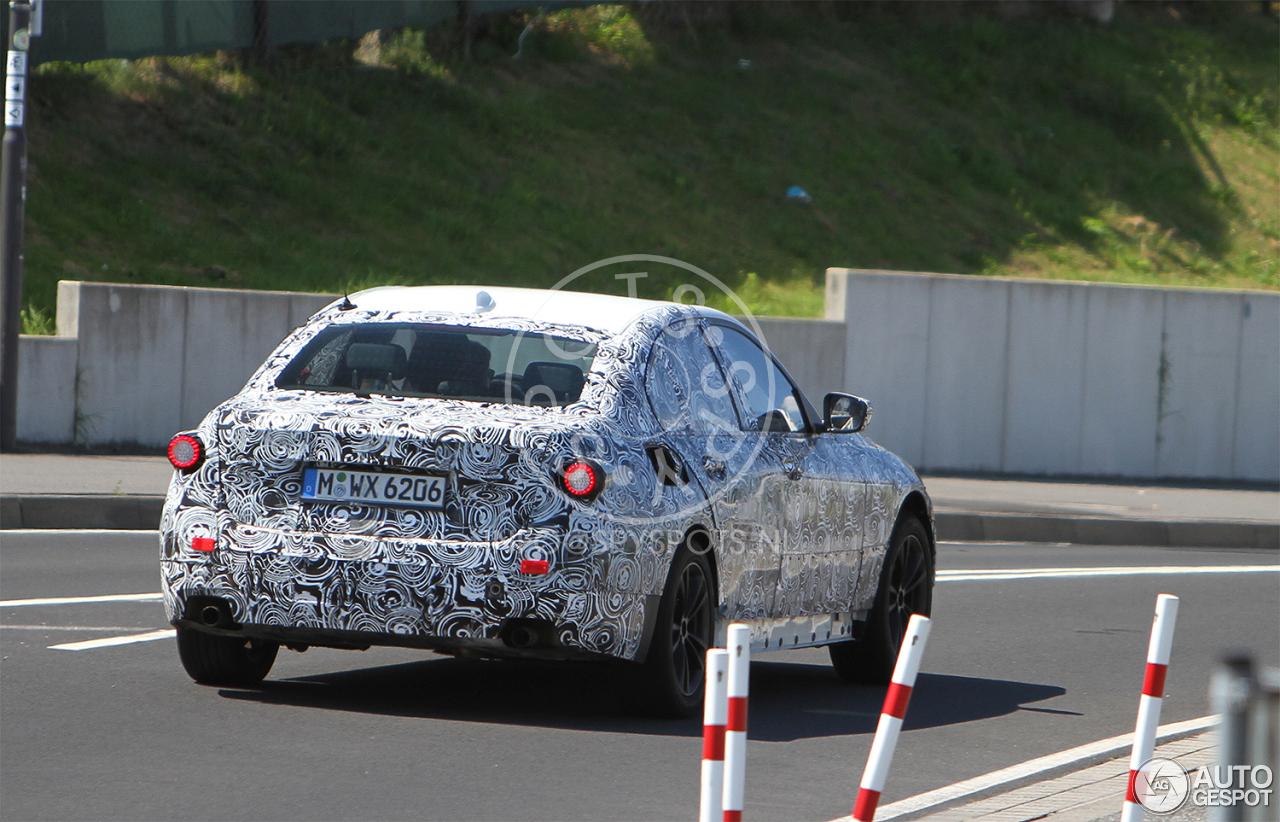 2018 BMW Serie 3 (G20) 61