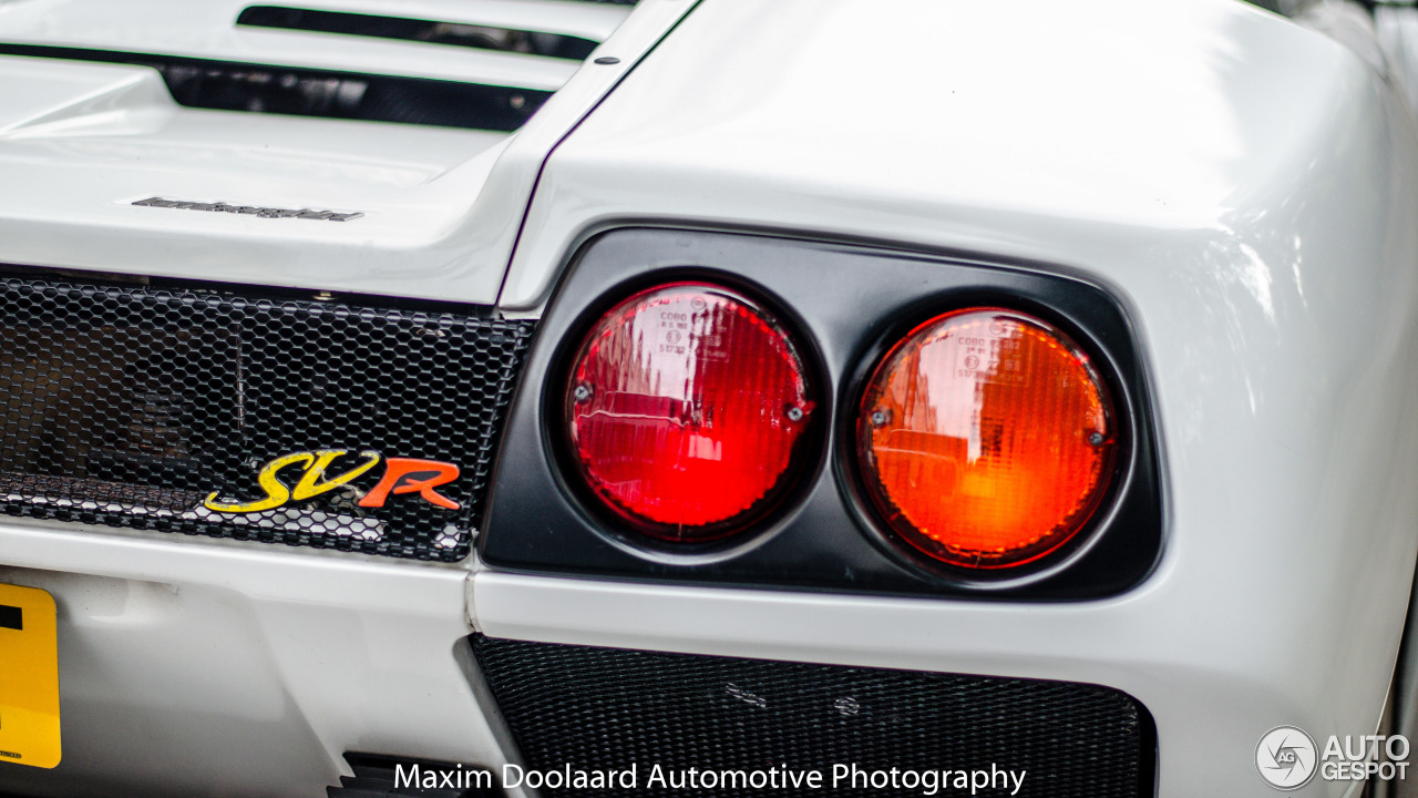 Lamborghini Diablo Sv 22 Julio 2016 Autogespot