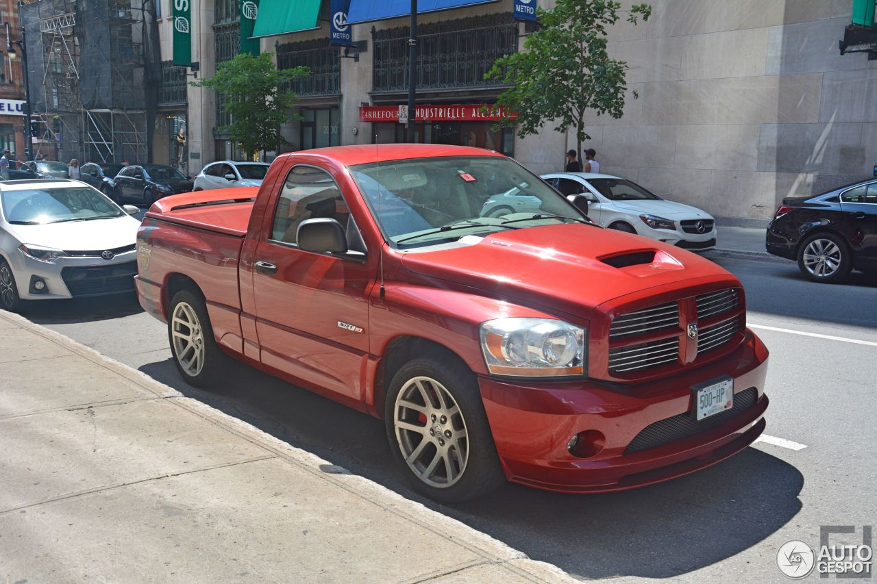 dodge ram srt 10 23 july 2016 autogespot. Black Bedroom Furniture Sets. Home Design Ideas
