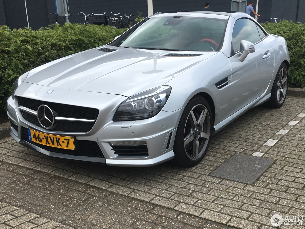 Mercedes benz slk 55 amg r172 23 juli 2016 autogespot for Mercedes benz slk 65 amg