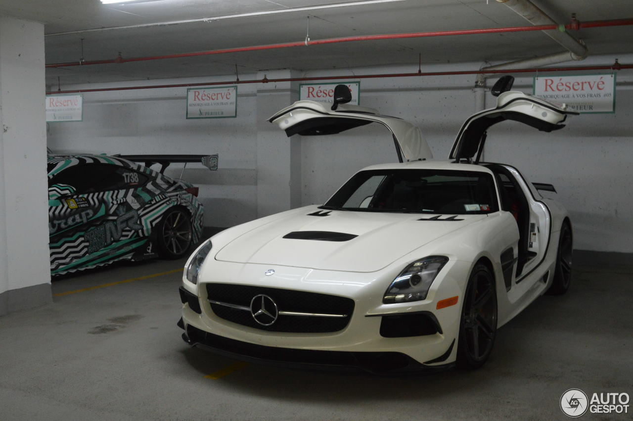 Mercedes benz sls amg black series 23 july 2016 autogespot for Mercedes benz sls black series