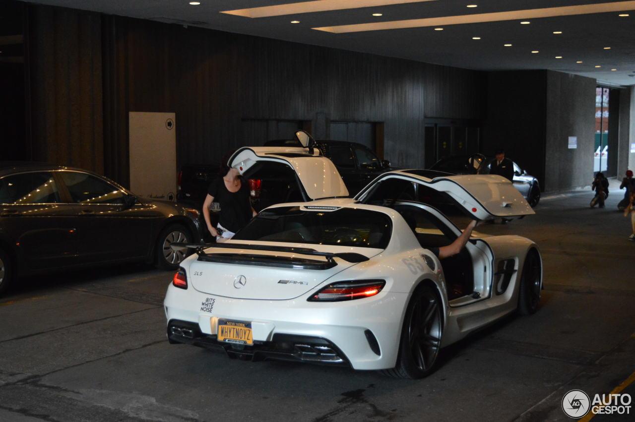 Mercedes benz sls amg black series 23 july 2016 autogespot for Mercedes benz sls amg