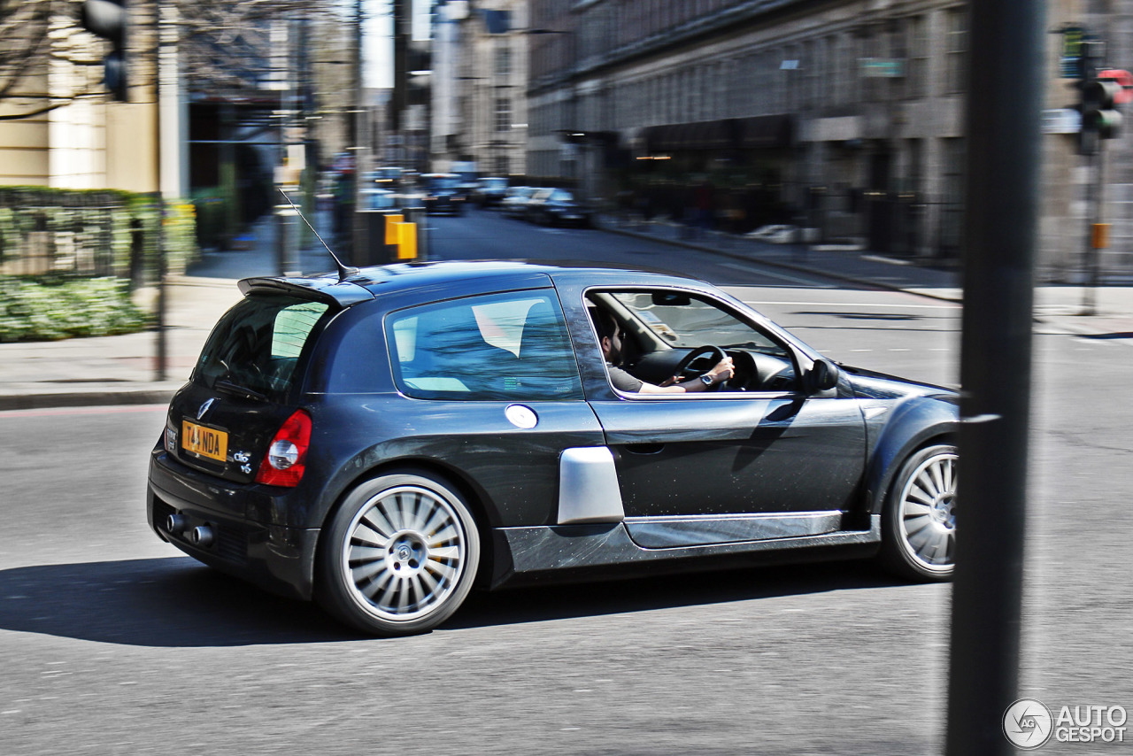 renault clio v6 phase ii 23 july 2016 autogespot. Black Bedroom Furniture Sets. Home Design Ideas