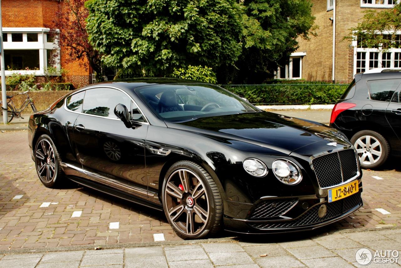 Bentley Continental Gt V8 S 2016 24 July 2016 Autogespot