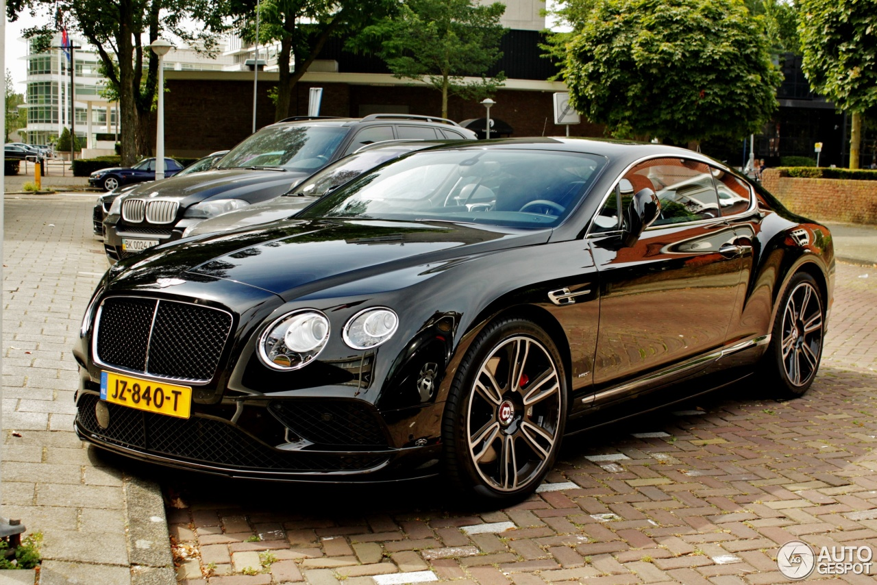bentley continental gt v8 s 2016 24 july 2016 autogespot. Black Bedroom Furniture Sets. Home Design Ideas