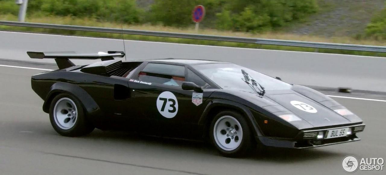 2010 Lamborghini Countach Quattrovalvole photo - 2